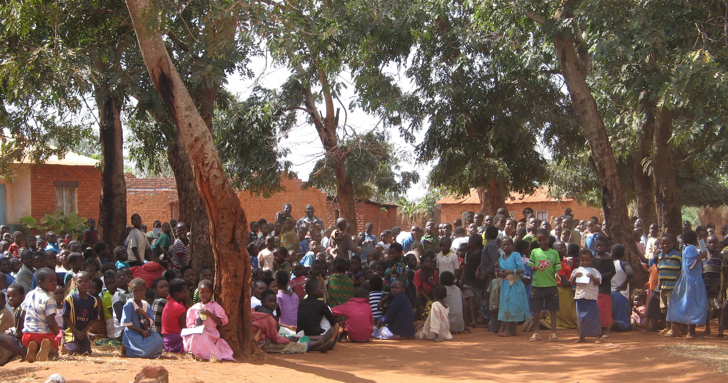 The Chinthowa Development Trust - Caring For Orphans in Malawi